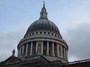 St Pauls the indominable Dome