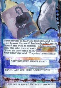 p4  altered art book
