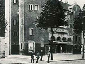 Shepherds Bush Empire Theatre in the old days