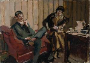 the-little-tea-party-sickert 1915 16