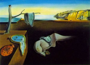 dali persistence of time