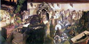 resurrection-stanley-spencer