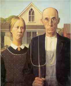 american gothic-grant-wood