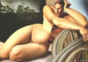 -lempicka-reclining-nude old style