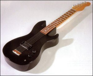 guitar coffin.  excuse me while I kiss the sky?