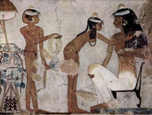 ancient egyptian beauticians