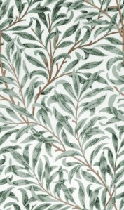 william morris willow bough wallpaper
