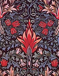 william_morris_snakeshead