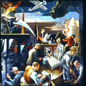 benton_mural-parks-the-circus-and-the-press