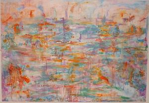 echostain the original painting