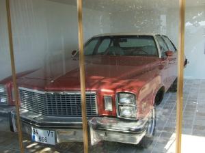Zeke's car