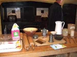 treasurers-house-kitchen-display