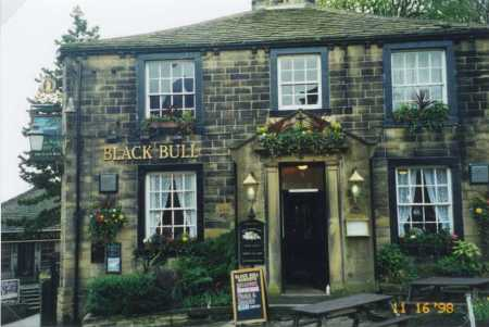 Black Bull Haworth some things never change