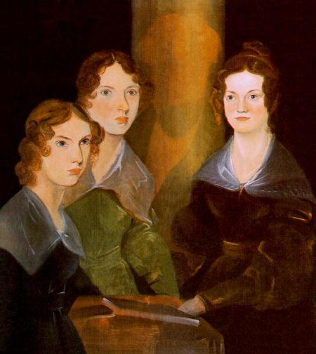 bronte_sisters by branwell bronte c1834