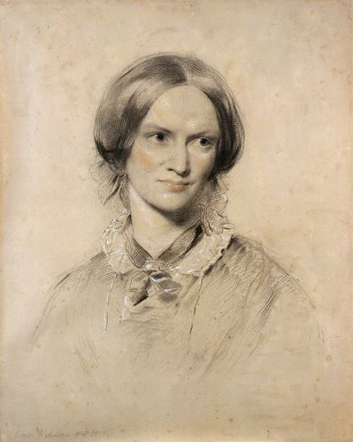 Image result for charlotte bronte portrait