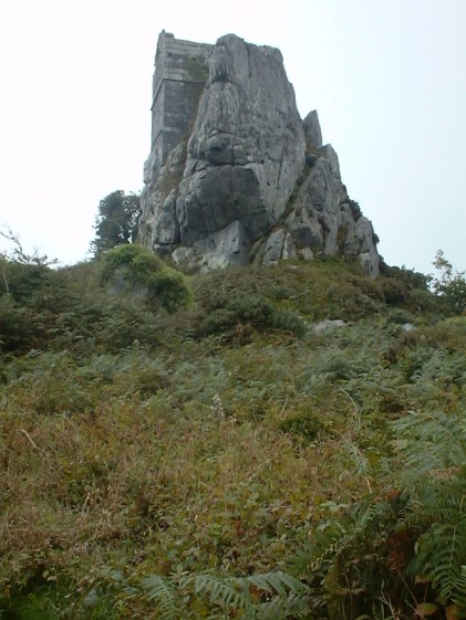 The mysterious rock