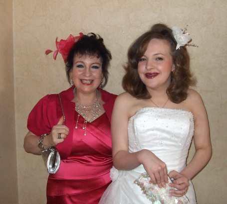 ready for a wedding!