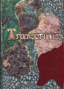 transcription journal front