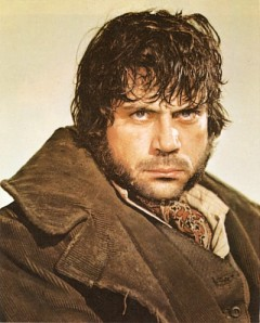 oliver-reed as Bill sykes in 'oliver'