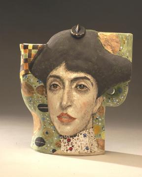 Noi Volkov  Klimt teapot