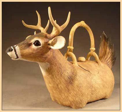 Oh deer! Oh deary me!