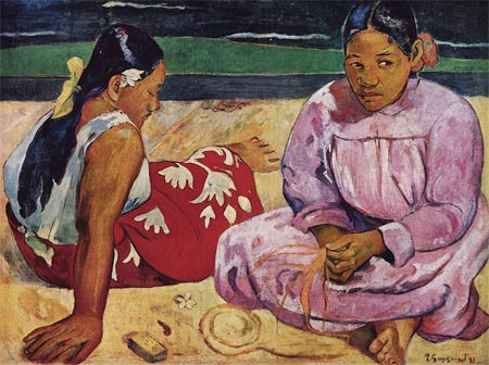 gauguin-tahitian-women