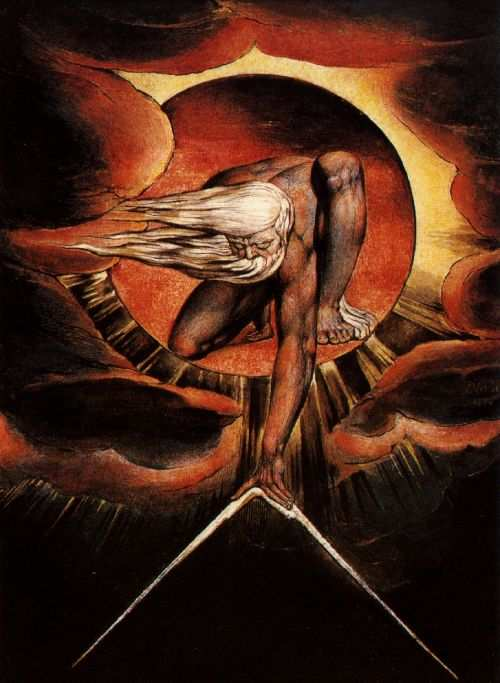 William Blake 'The Ancient of Days'