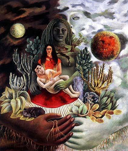 kahlo symbolism