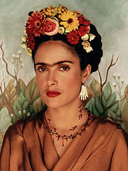 Salma Hayek in the film 'Frida'