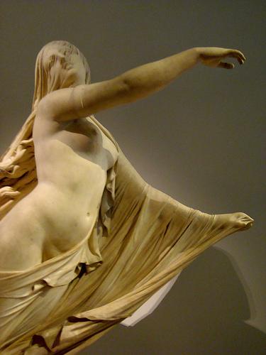 The Sleep of Sorrow and the Dream of Joy by Raffaelle Monti 1861