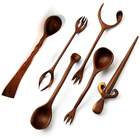 the fascinating, quirky and well made witches utensils