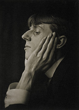 Aubrey Beardsley, the man himself