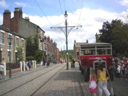 Beamish a trip down memory lane literally