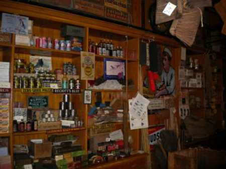 Beamish chandeler's  shop