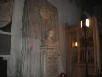 Lord Admiral Collingwood Memorial