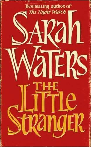 The Little Stranger by Sarah Waters.  I managed to get a signed copy!