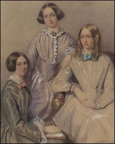 Are these the Bronte sisters?