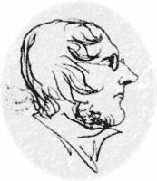 Branwell Bronte self portrait