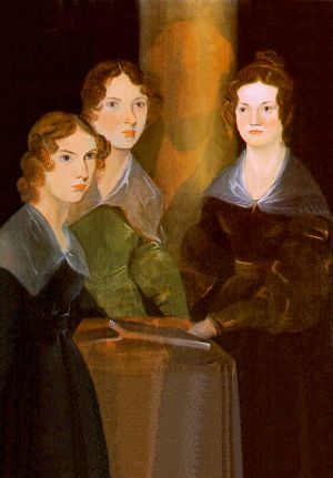 The Bronte sisters by Branwell