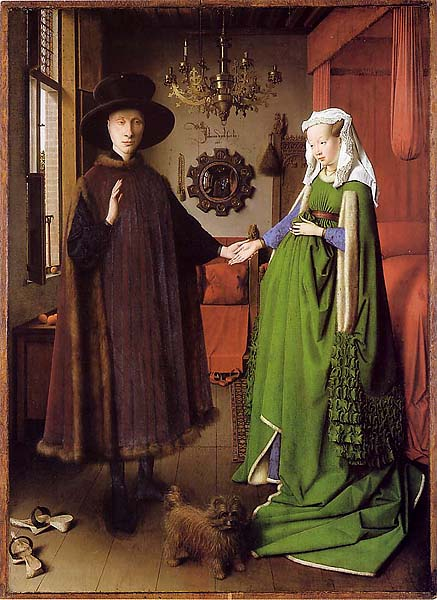 jan-van-eyck-the-arnolfini-marriage.....or was it?