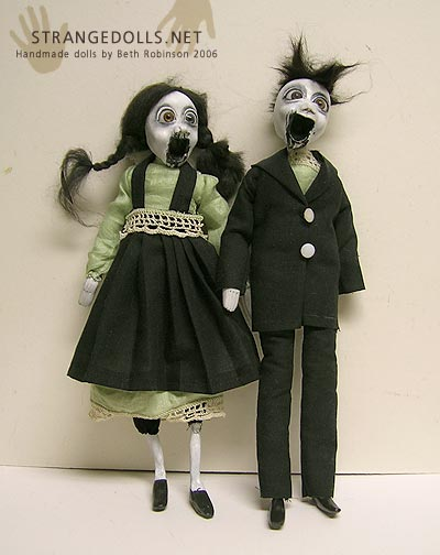 strange little dollies