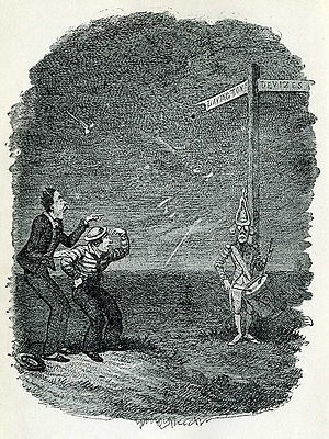 the dead drummer of salisbury plain illustration by george cruickshank