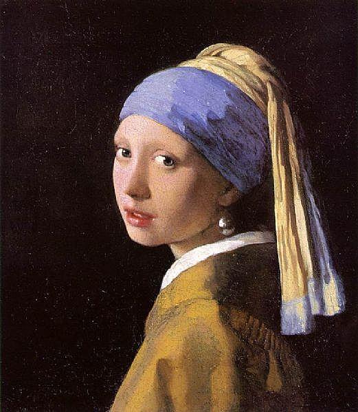 Art I LOVE:The Sound of Silence – Vermeer | Echostains Blog