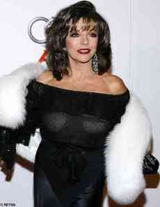 joan-collins the legendary