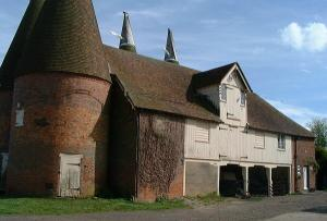 oast house Kent fairytale living surely