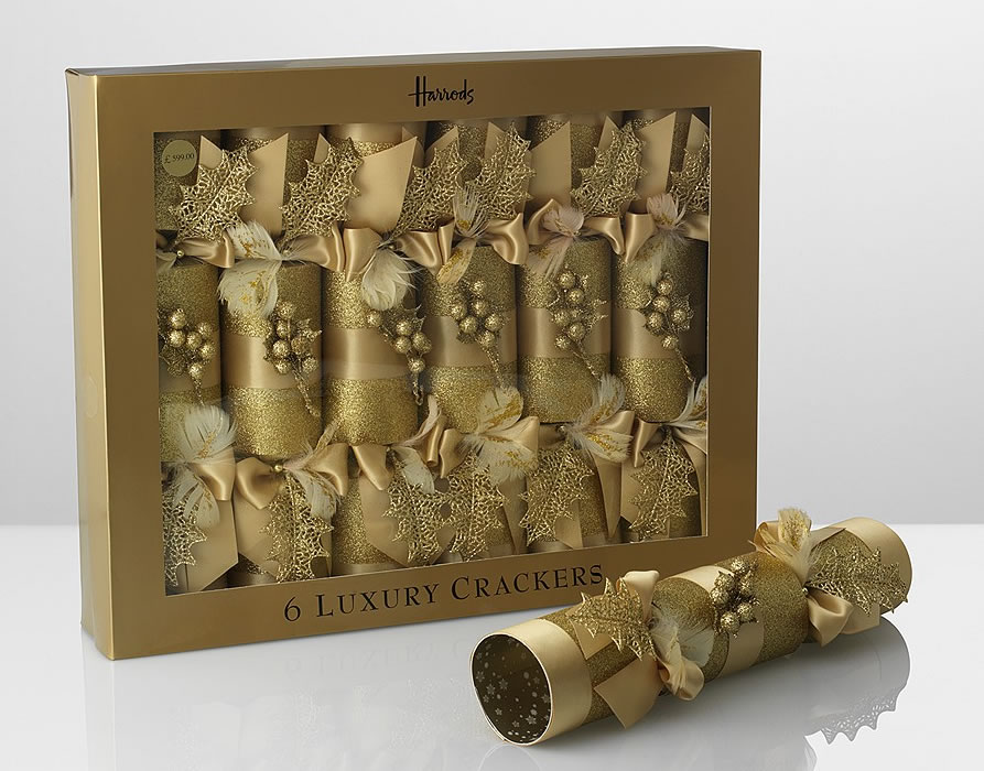 Christmas crackers echostains blog the jokes contained are usually in the form of a riddle or motto alternatively you can make your own crackers its not that hard solutioingenieria Choice Image