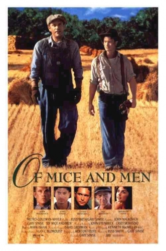 ranches of mice and men. Of Mice and Men