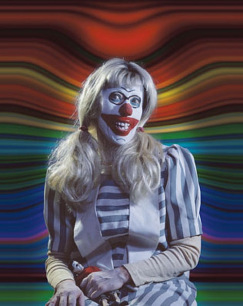 Cindy Sherman Clowns seriesCindy Sherman Centrefolds